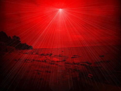 Красный мир