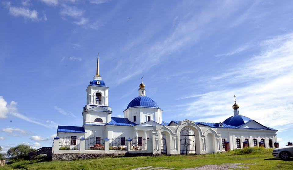 Храм, как новенький (29.06.2016)