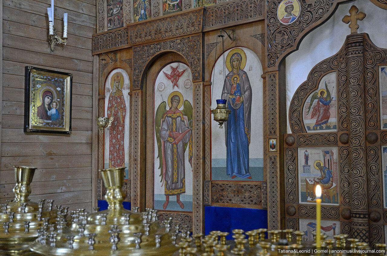 Храм Святого Апостола Андрея Первозванного. Витебск