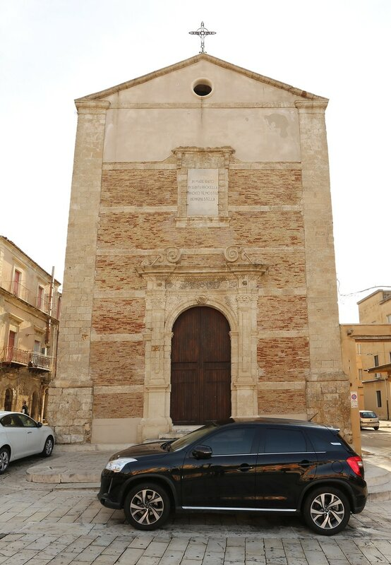 Jela. The Church of the Carmine (Chiesa del Carmine)