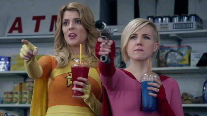Вышел трейлер первого фильма о женщинах супергероях
