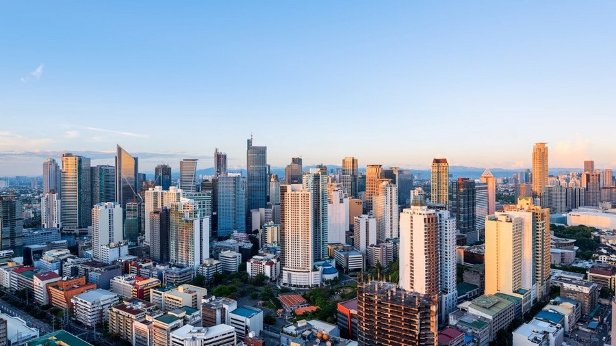 Вот как живётся в Маниле – самом густонаселённом городе мира