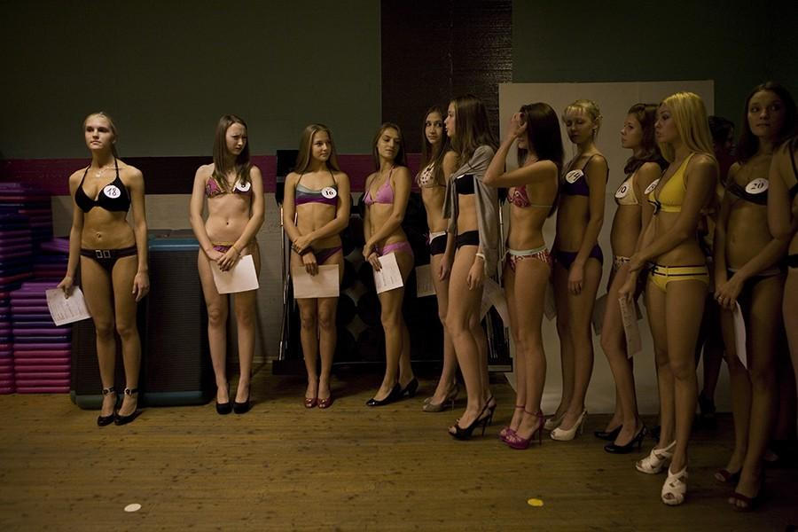 11. Кастинг, организованный агентством Maks Models Agency, для отбора претенденток для участия в кон