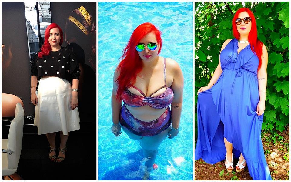 4. P.S. It's Fashion Автор модных статей Лиз Блэк любит громко заявлять о себе – будь то ее волосы ц