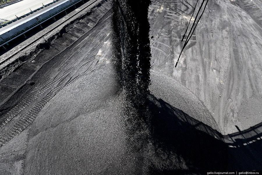 Угольный терминал ППК-3 — крупнейший в России специализированный терминал по перевалке каменног