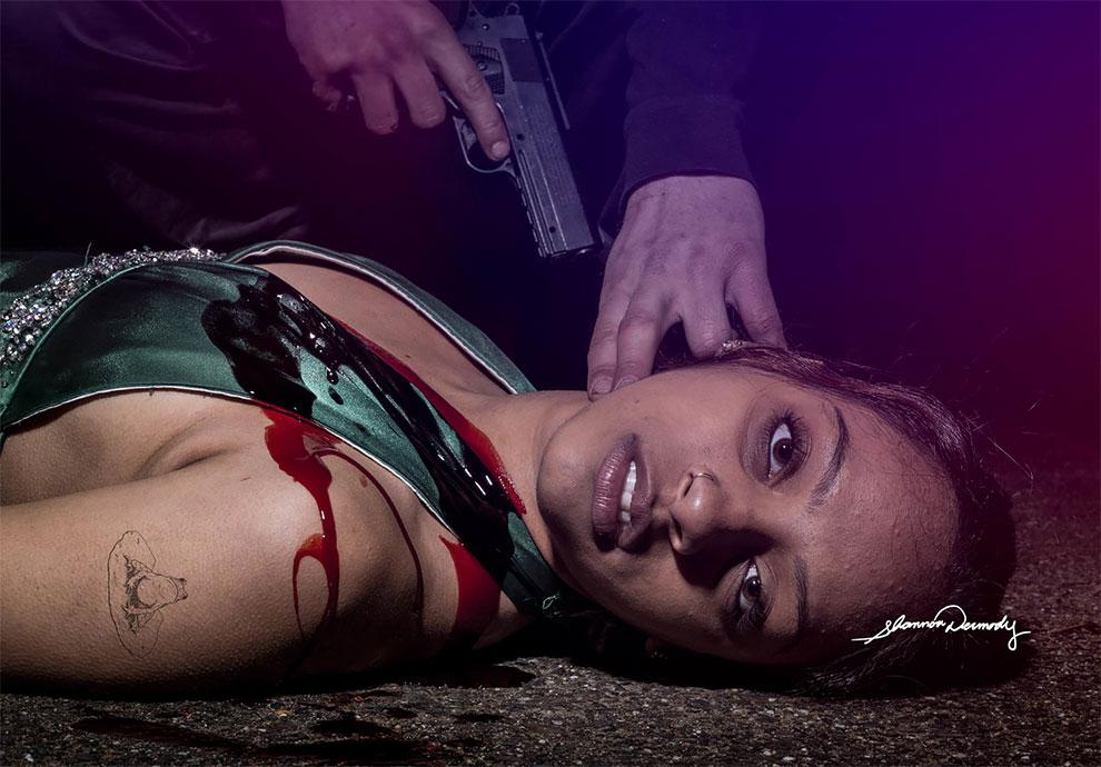 Тиана — героиня мультфильма «Принцесса и лягушка» — столкнулась с полицейским произволом.