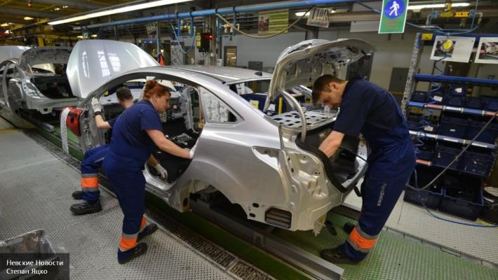 Завод Форд вЛенобласти остановил производство до20июня