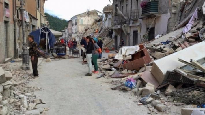 Новое землетрясение около Рима, погибших уже 247 человек— Итальянская катастрофа