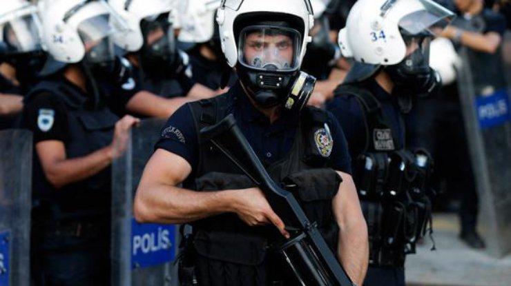 ВТурции поподозрению всвязях сИГИЛ задержаны 40 иностранцев