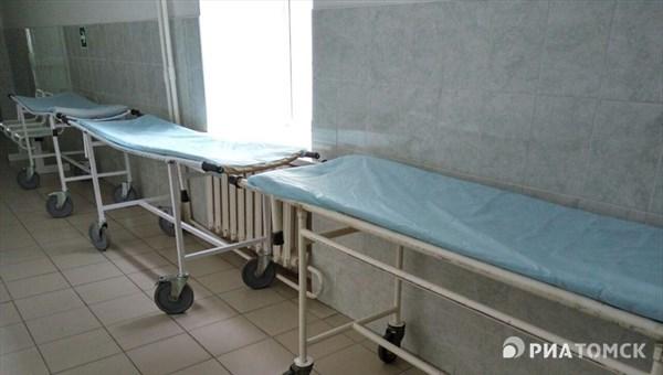 20 человек изтомского реабилитационного центра отправлены вбольницу скишечной инфекцией— СКР