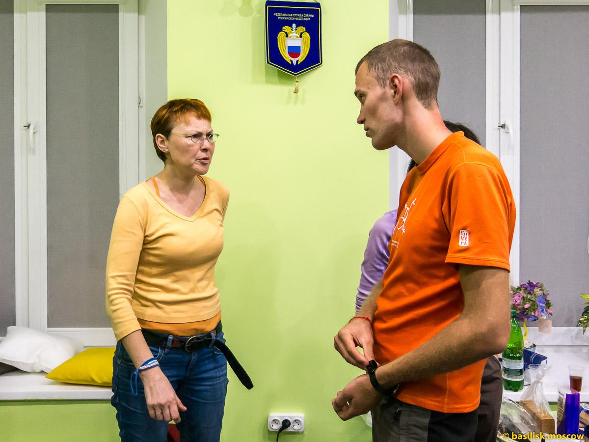 Путешественник Константин Каськаев. 27 марта 2016