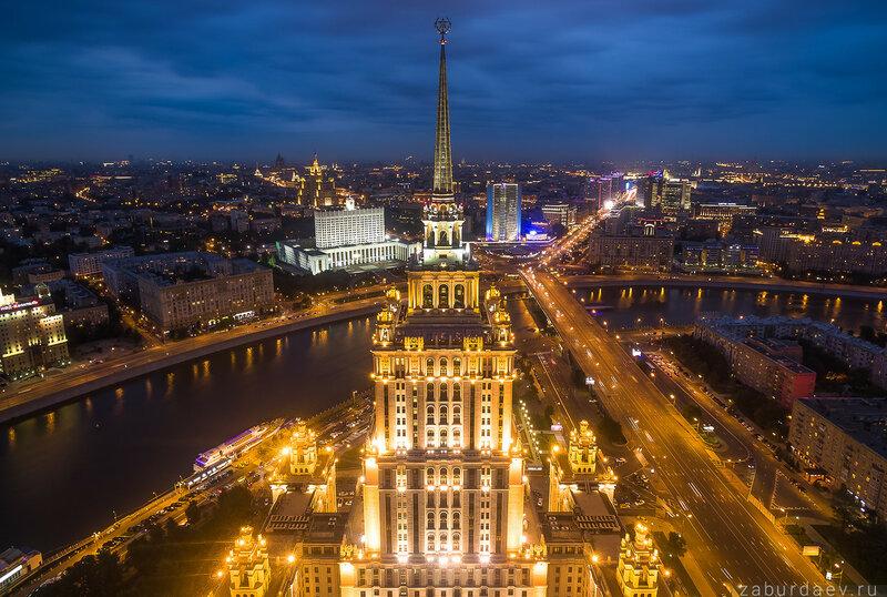 Гостиница «Украина» в Москве