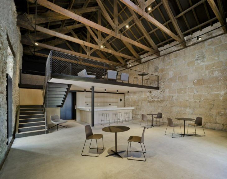 Bar Virgen del Carmen by arn Arquitectos