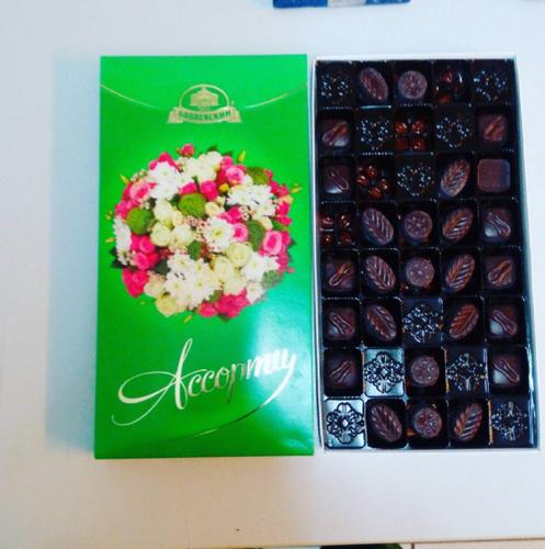 коробку конфет Ассорти «Бабаевский»