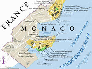 Монако. Автор фото: Юрий Семенов