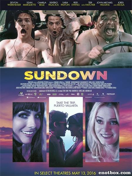 Закат / Sundown (2016/WEB-DL/WEB-DLRip)