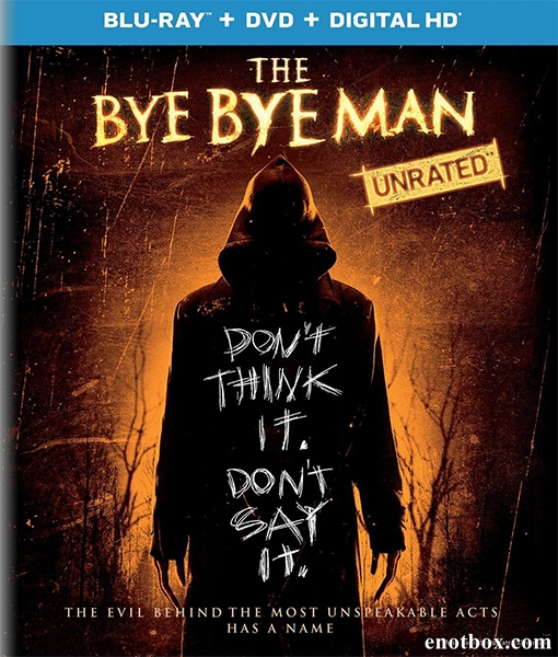 БайБайМэн [Расширенная версия] / The Bye Bye Man [UNRATED] (2017/BDRip/HDRip)