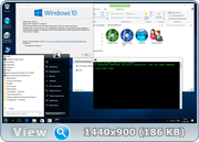Windows 10 by KDFX: Reborn Evolution v1 [Ru]