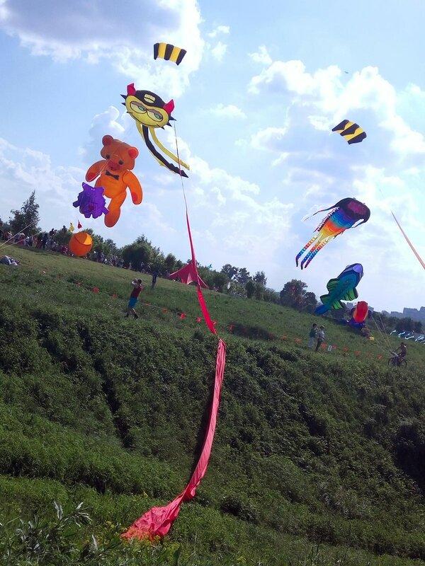 Фестиваль Пестрое небо 2016