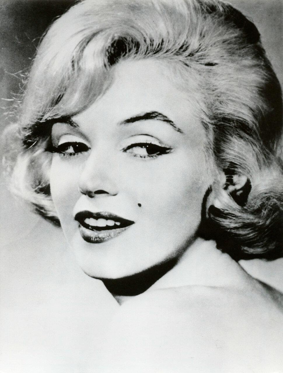 Marilyn Monroe, Portrait