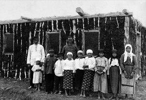 1926. Троицкий округ. Переселенцы