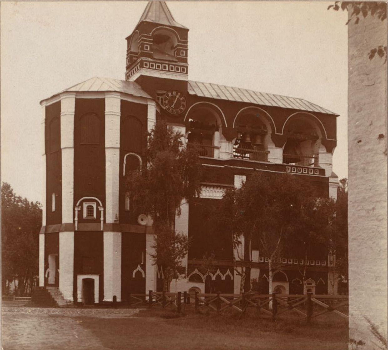 Спасо-Евфимиевский монастырь. Колокольня