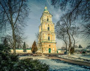Колокольня Троице - Ильинского монастыря