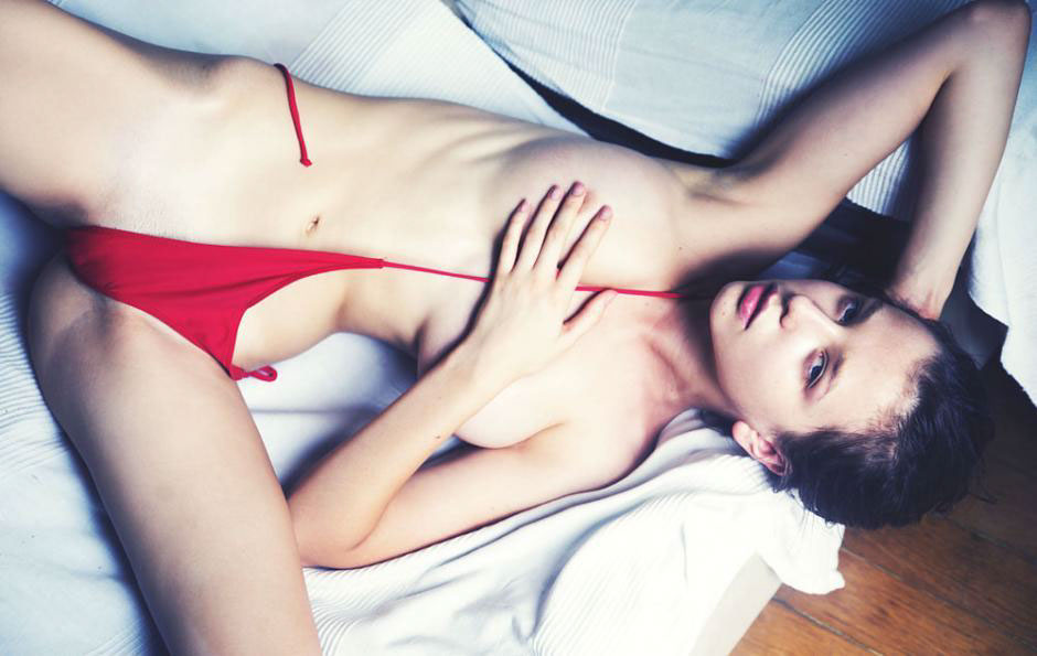 Snezhana Royce - фото David Bellemere