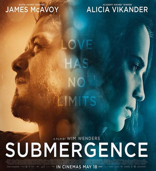Погружение / Submergence (2017/WEB-DLRip)