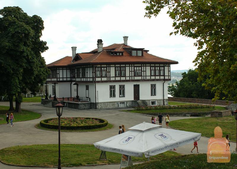 Институт сохранения памятников Белграда