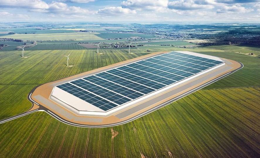 «Вторжение в Европу»: как работает первый завод Tesla в Голландии (7 фото)