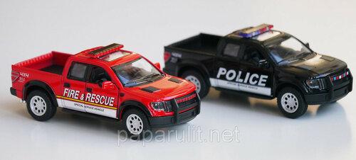 кинсмарт форд полиция