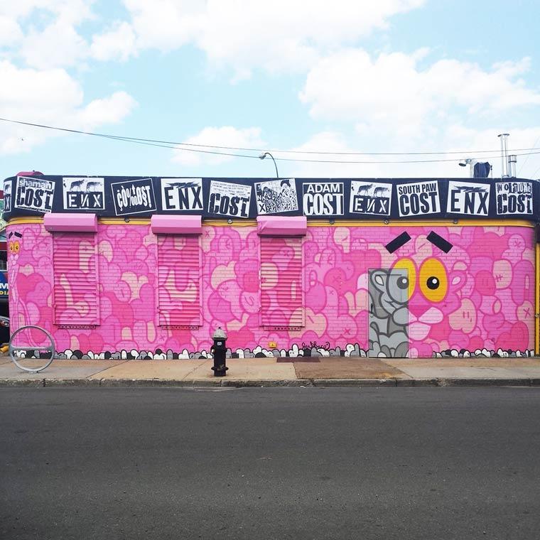 art street art pop culture pop art New York culture pop up