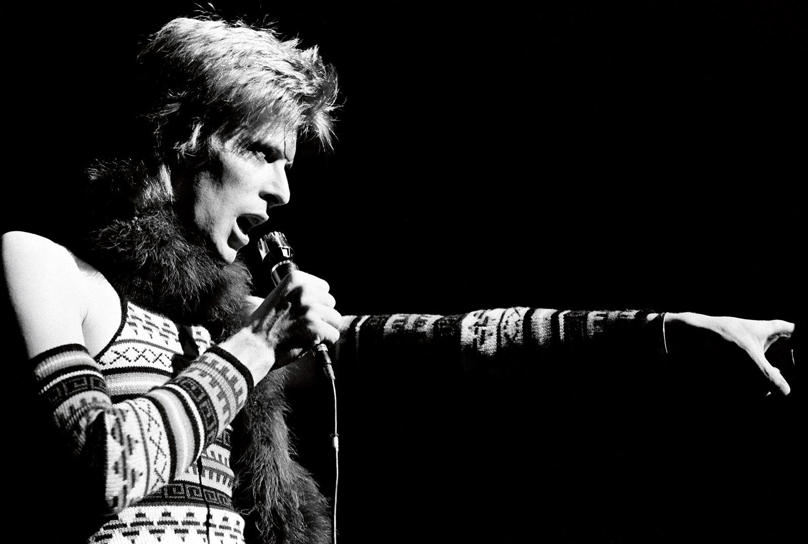 1973. Дэвид Боуи