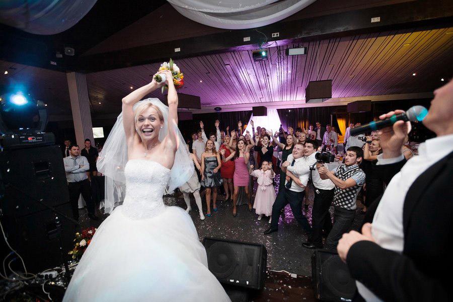 Анна Хилькевич стала замужней женщиной