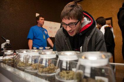 Доходы штата Колорадо за январь от продажи марихуаны превысили 3 миллиона
