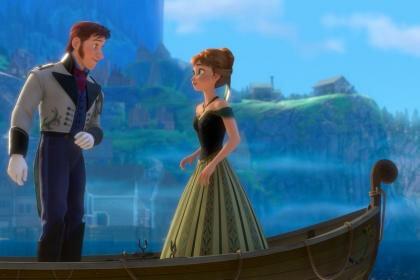 «Холодное сердце» достигло рекорда по сборам для мультфильмов