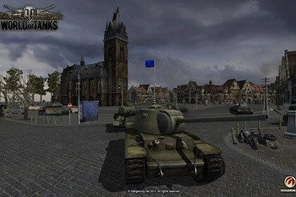 Российские танки в игре World of Tanks теперь быстрее