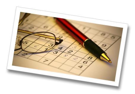Что такое судоку? Как решить числовой кроссворд?