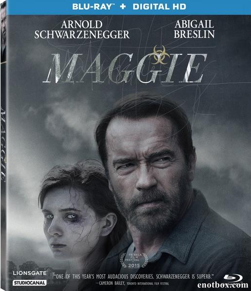 Мэгги / Maggie (2015/BDRip/HDRip)