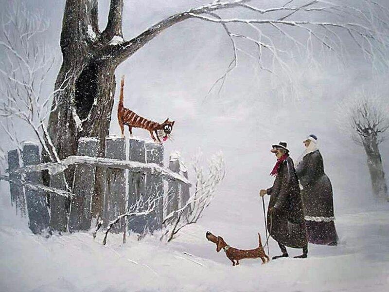 Андрей Репников. Невиданный зверь (2)