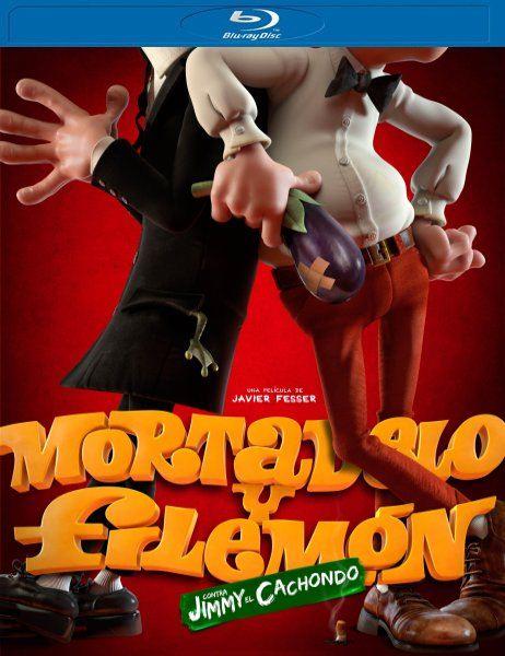 Приключения Мортадело и Филимона 3 / Mortadelo y Filemón contra Jimmy el Cachondo (2014/BDRip/1080p/HDRip)