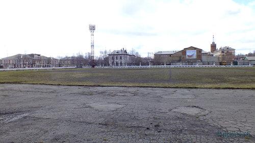 Фотография Инты №6685  Стадион (Кирова 28