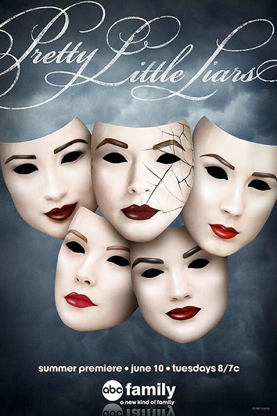 ����� ��������� / Pretty Little Liars - ����� 5, ����� 1-7 [2014, WEB-DLRip] (NewStudio)