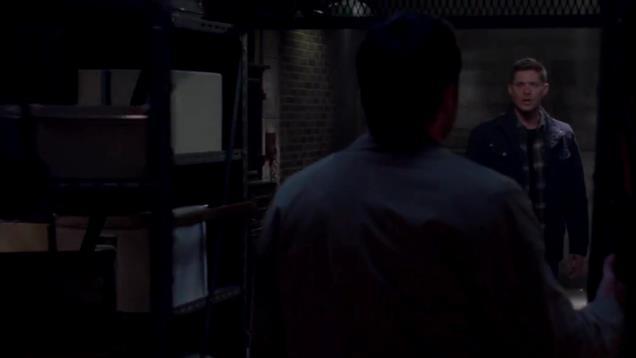 Фрагмент видео эпизода 9.23 «Ты веришь в чудеса?»