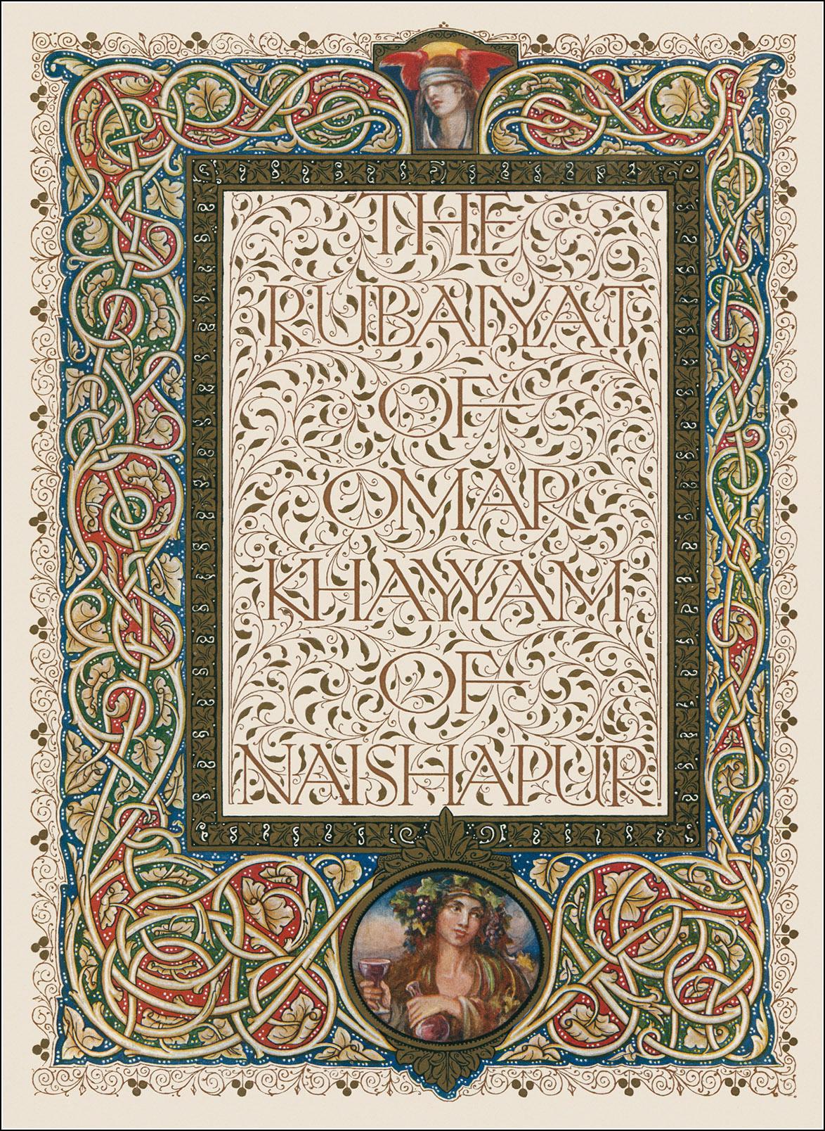 F. Sangorski & G. Sutcliffe, Rubaiyat of Omar Khayyam
