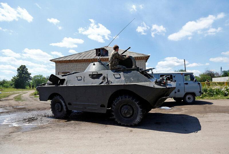 Юго-Восток Украины: война без конца...