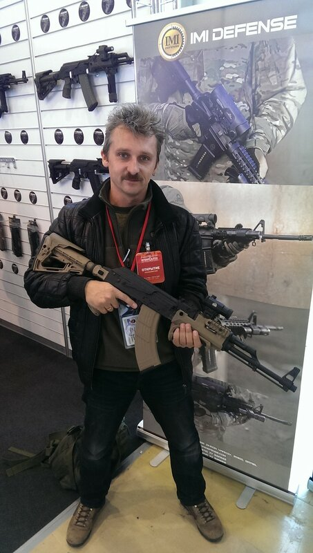IMI DEFENSE поможет вам любое оружие подогнать под себя.jpg