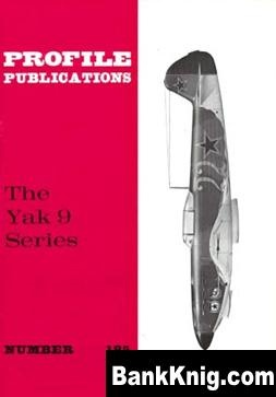 Журнал Profile Publications 185_Yakovlev Yak-9 Series