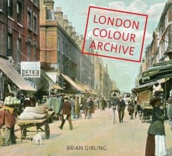 Книга London Color Archive